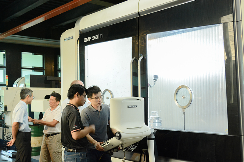 CNC 5-Axis Machines
